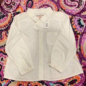 Bonpoint baby girl shirt